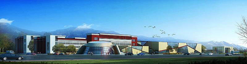 拉萨市综合展馆